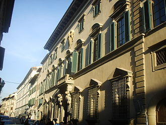 Palazzo Fenzi - Palazzo Fenzi.