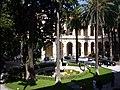 Palazzo Venezia cortile grande 1050324.JPG