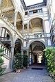 Palazzo pfanner, scalone esterno 01.jpg