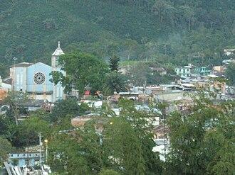Palocabildo - Image: Palocabildo.Tolima