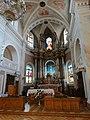 Panevėžio Petro ir Povilo bažnyčia, interjeras 2.JPG