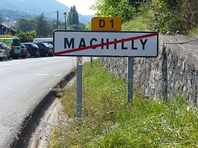 Machilly