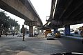 Parama-Park Circus Flyover Under Construction - John Burdon Sanderson Haldane Avenue - Kolkata 2013-12-02 1050.JPG