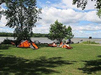 L'Anse-à-l'Orme Nature Park - Image: Parc nature de l Anse a l Orme 072