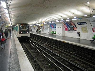 Maraîchers (metropolitana di Parigi)