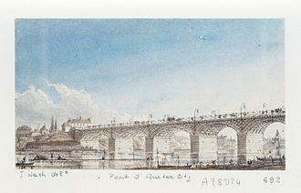 Pont d'Austerlitz - Image: Paris Pont D Austerlitz 19e