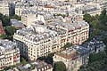 Paris 3, from the Eiffel Tower, June 2010.jpg