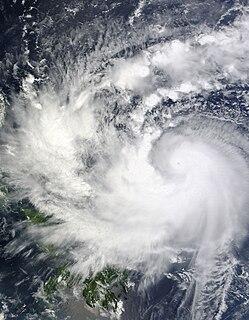Typhoon Parma Pacific typhoon in 2009