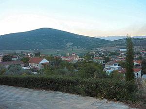 Parori, Boeotia - South view of village