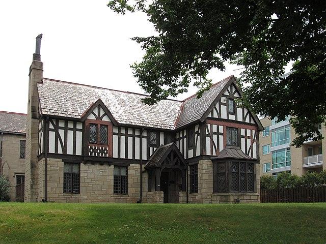 Parsonage, First Trinity Lutheran Church