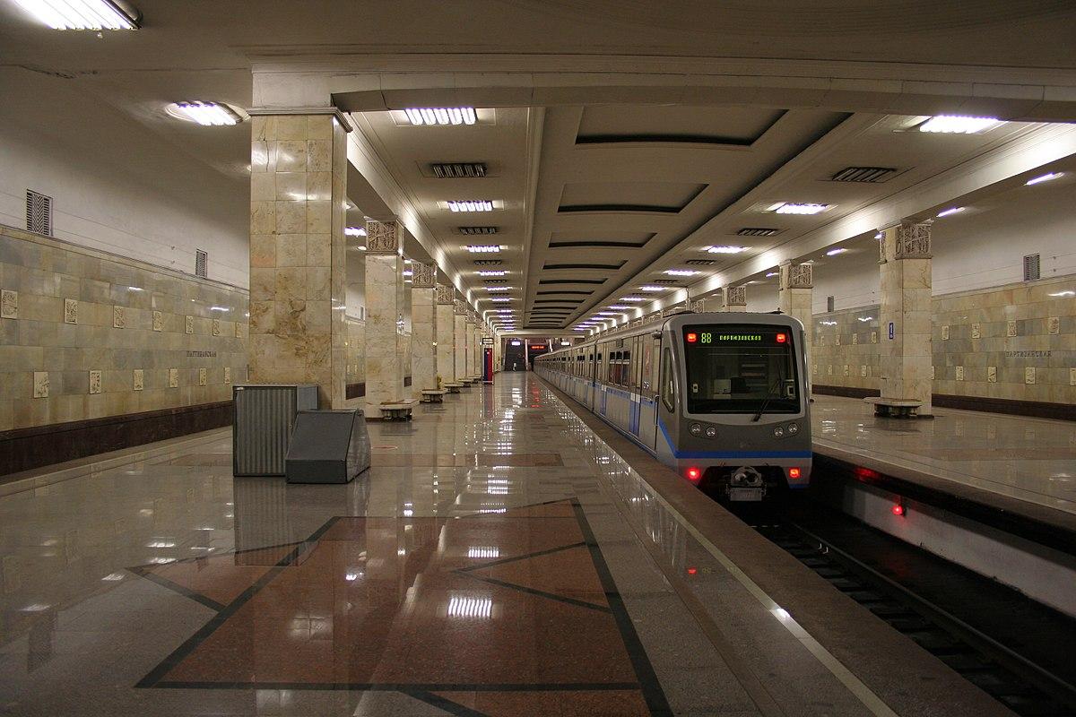 Muscovites, Luzhniki to which subway station are closer