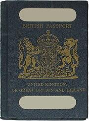 Passport UKGBI