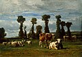 Pasture in Normandy by Constant Troyon.jpg