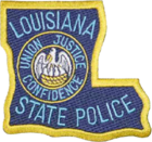 Patch of the Louisiana State Police.png