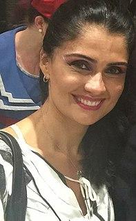 Patrícia França Brazilian actress
