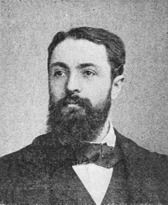 Paul Émile Chabas - Chabas circa 1897