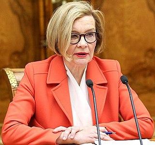 Paula Risikko Finnish politician