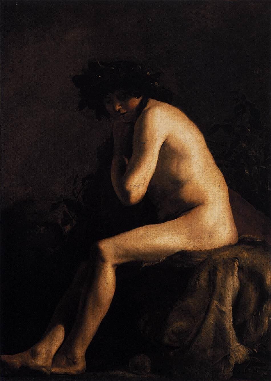 Paulus Bor - Bacchus - WGA02449