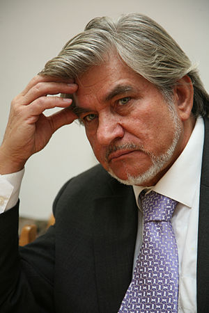 Pavlo Movchan - Movchan in 2007