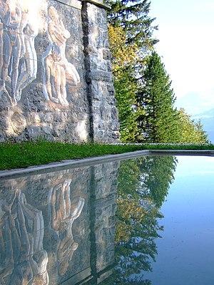 Paxmal monument, Switzerland