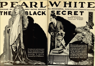 <i>The Black Secret</i> 1919 film