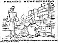 Pedido suspendido, de Tovar, El Imparcial, 6 de diciembre de 1918.jpg