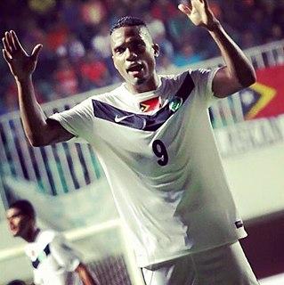 Pedro Henrique Oliveira Brazilian-born East Timorese footballer