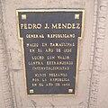 Pedro Jose Mendez placa.jpg