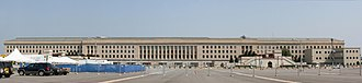 The Pentagon - View from the south