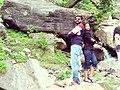 People at Dhani Waterfall, Azad Kashmir 20190525-WA0024.jpg
