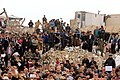 People welcome Ayatollah Sayyed Ali Khamenei in Kermanshah earthquake area 011.jpg