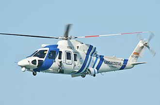 Sikorsky S-76 - Image: Pesca 1 (3737941060)