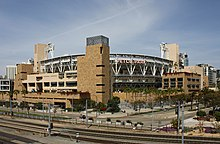 Description de l'image  Petco Park, San Diego.jpg.