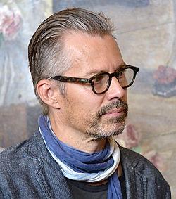Peter Engman under Det Kgl. Svenske Teaters efterårssamling 2014.