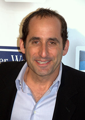 Peter Jacobson - Jacobson at the 2009 premiere of Whatever Works