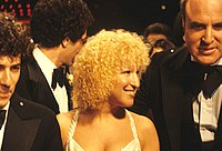 Peter Riegert, Bette Midler (285971679).jpg