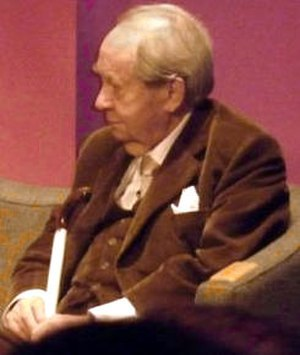Peter Sallis - Sallis in October 2008