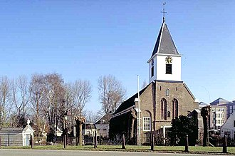 Sloterdijk, Amsterdam - Petruskerk