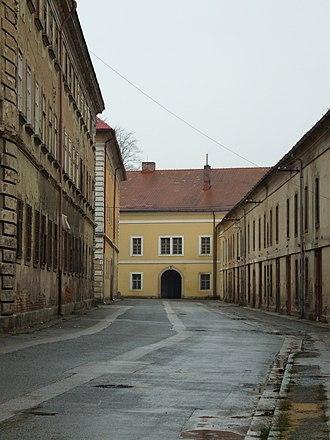 Josefov Fortress - Image: Pevnost Josefov 1