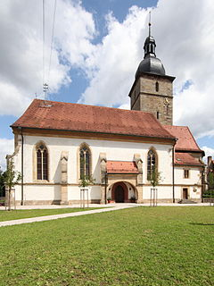 Pfarrweisach,  Bavaria, Germany