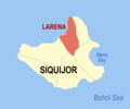 Ph locator siquijor larena.png