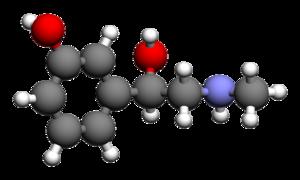 Phenylephrine 3D