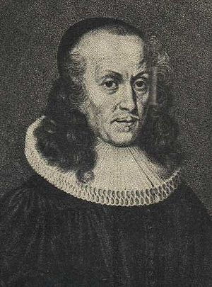 Philipp Spener - Image: Philipp Jakob Spener
