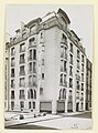 Photograph, Photograph of Apartment Building Designed by Hector Guimard (No. 4), 1911 (CH 18387423).jpg