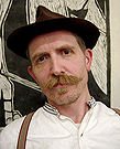 Photograph of Billy Childish by Charles Thomson.jpg