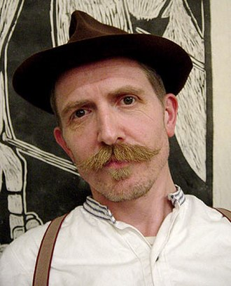 Remodernism - Image: Photograph of Billy Childish by Charles Thomson