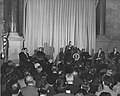 Photograph of President Harry S Truman Delivering the Principal Address at the Unveiling Ceremony (35323027365).jpg
