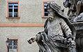 Piaristenkirche Maria Treu Wien 2014 38 Mariensäule.jpg