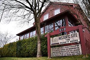 Pickett House (Bellingham, Washington)