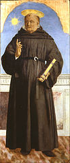 Saint Nicholas of Tolentino